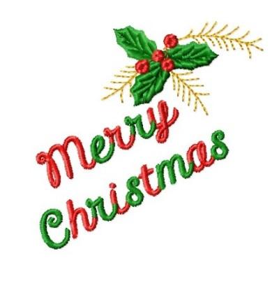 Free merry christmas 4x4